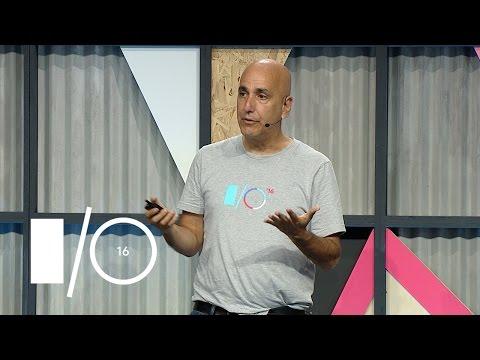 Games: The Google advantage - Google I/O 2016