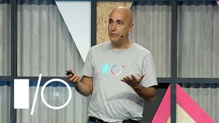 Games: The Google advantage - Google I/O 2016