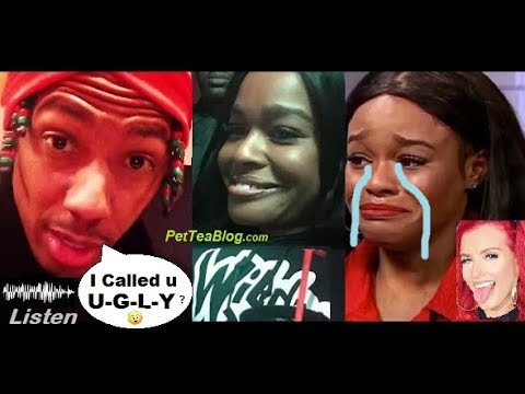 Nick Cannon Makes Azealia Banks CRY on TV & She Goes Off on Lightskin ppl 😵