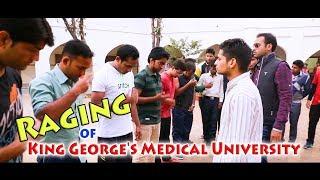 Raging Of King George's Medical University Short Movie
