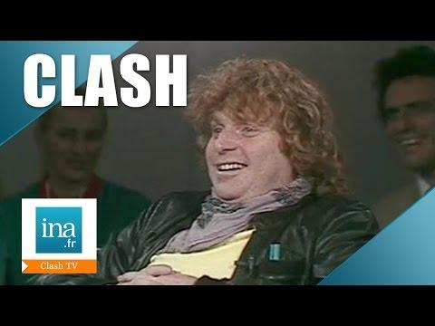 Les grosses colères sur les plateaux télé | Archive INA