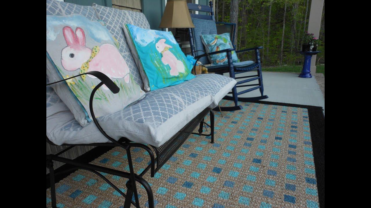 Paint Rug Porch