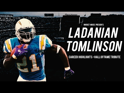 LaDanian Tomlinson Hall of Fame Tribute - Ultimate Career Highlights