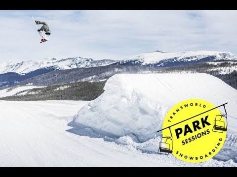 Park Sessions Winter Park- TransWorld SNOWboarding