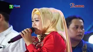 Merinding Denger Suara LILIN HERLINA @TERALI BESI - OM ROLIESTA live Sadah Bangkalan