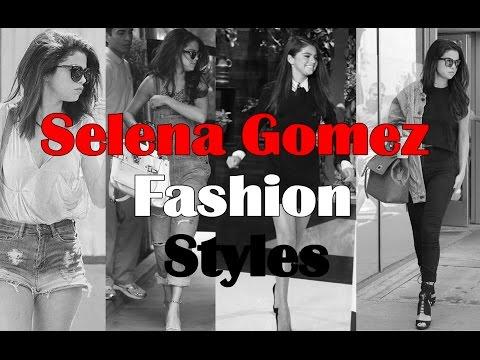 Selena Gomez Fashion Street Styles Look