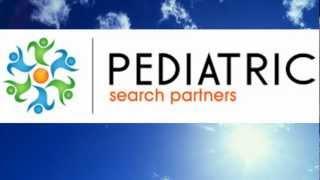 Pediatric Pulmonology Jobs - by Pediatric Search Partners