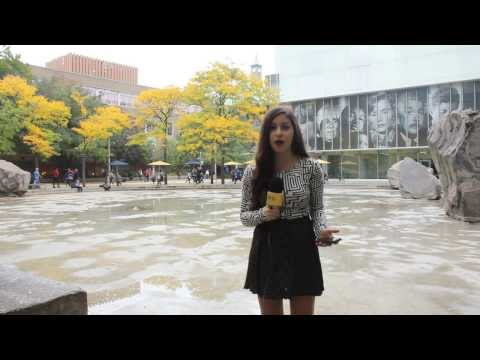 Best Places To Hang Out On Campus [Video Blog]