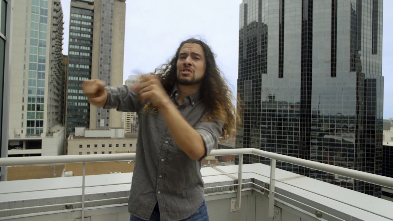 Brandon Heath - Faith Hope Love Repeat (Official American Sign Language Interpretation Video)