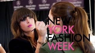 Dennis Basso Makeup Look Spring 2015 Makeup by AVON NYFW | Jamie Greenberg Makeup Thumbnail