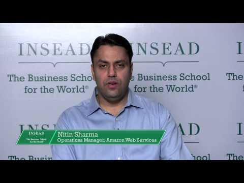 Nitin Sharma, Operations Manager, Amazon Web Services - YouTube