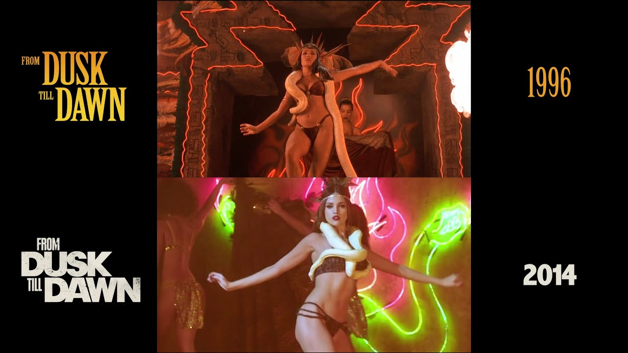 Download From Dusk Till Dawn (1996/2014): Side-by-Side Comparison