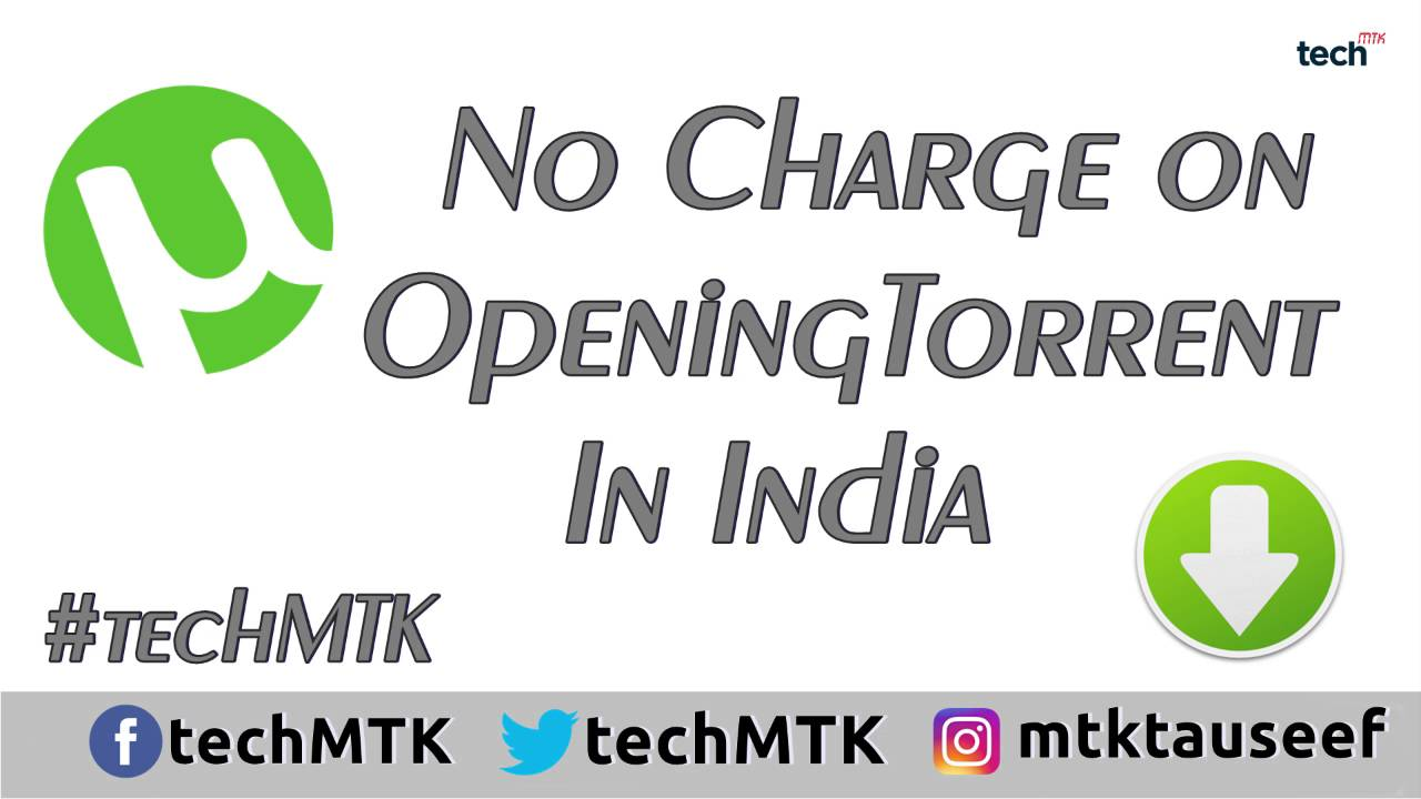 torrent banned in india how to access