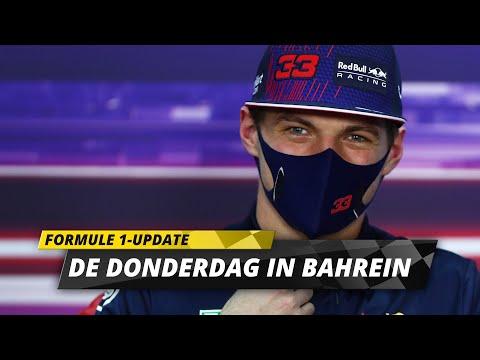 F1-update: Verstappen klaar