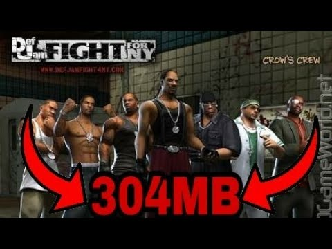 [304MB]DEF JEM FIGHT FOR NY HIGHLY COMPRESSED  FOR PPSSPP DOWNLOAD LINK BELOW