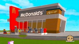 roblox mcdonalds tycoon building a fast food restaurant online game lets play