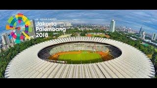 Qatar vs Thailand - Men's Football - Asian Games 2018