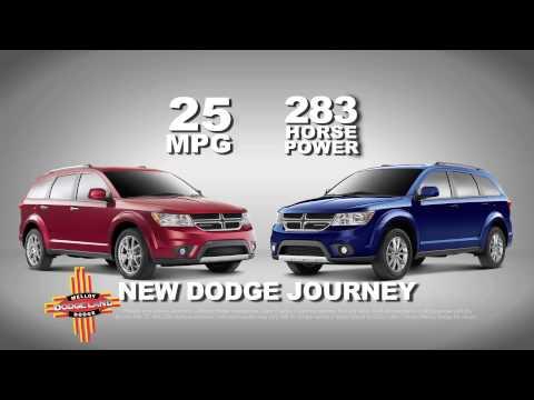 "Melloy Dodge ""Santa Fe"" Journey"