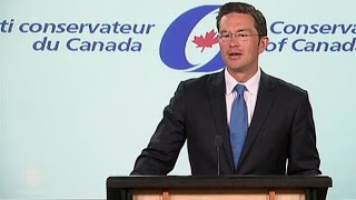 Pierre Poilievre criticizes the Liberal fiscal plan