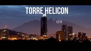 Edificios Mas Altos de Monterrey