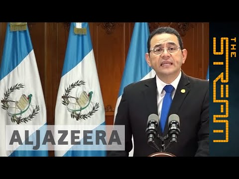 Should Guatemala strip President Morales of immunity? - The Stream