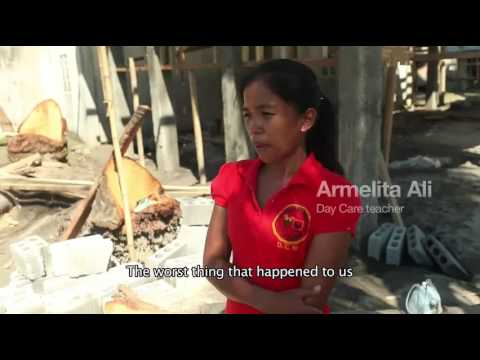 CERF in Action: Mindanao, Southern Philippines