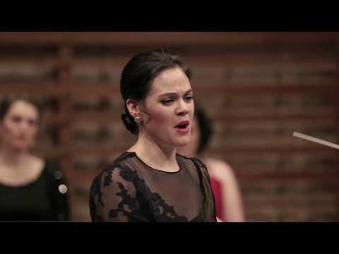 Regula Mühlemann performs Mozart c-Moll Messe - Et incarnatus est