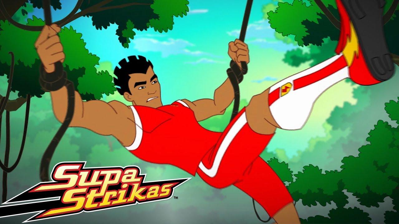 Supa Strikas - O Craque Desaparecido | Episódio Completo | Desenhos Animados de Futebol