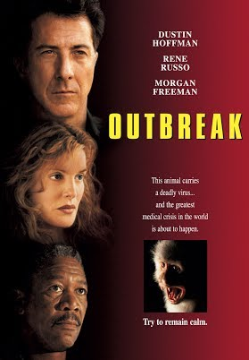 Outbreak 1995 Official Trailer Dustin Hoffman Morgan Freeman Sci Fi Movie Youtube