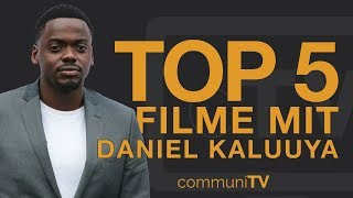 TOP 5: Daniel Kaluuya Filme