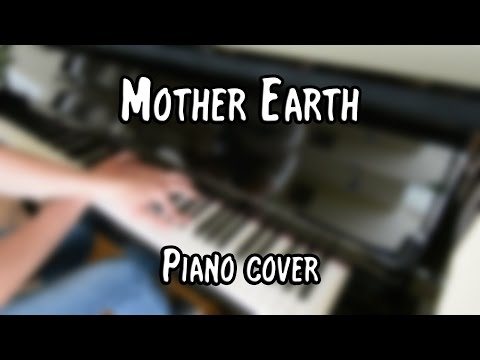 Within Temptation - Mother Earth (piano cover & free sheet music)