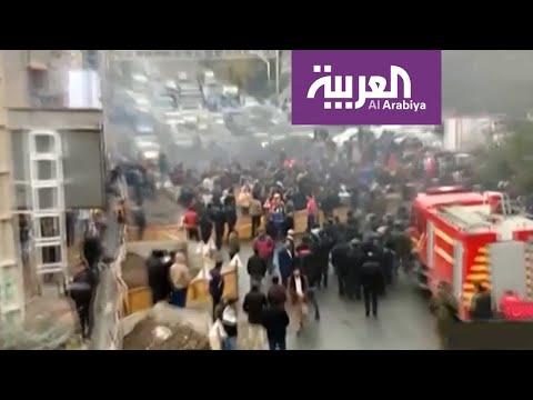 إيران.. عنف غير مسبوق ضد المتظاهرين  - نشر قبل 8 ساعة