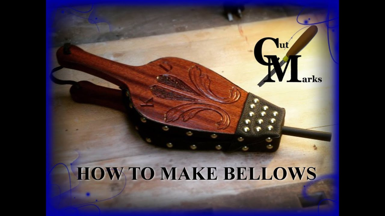 How To Make A Pair Of Bellows Youtube