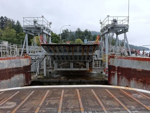 Skeena Queen ferry to Fulford Harbour