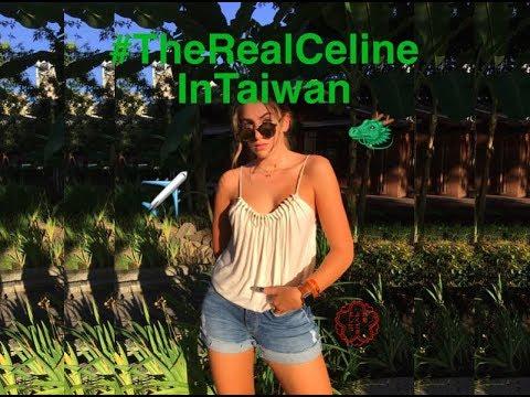 Taiwan Travel Vlog : I GOT MY EARS PIERCED | #TheRealCelineInTaiwan