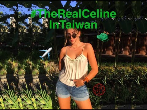 Taiwan Travel Vlog : I GOT MY EARS PIERCED | #TheRealCelineInTaiwan