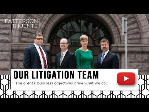 Patterson Thuente IP Litigation Mp3