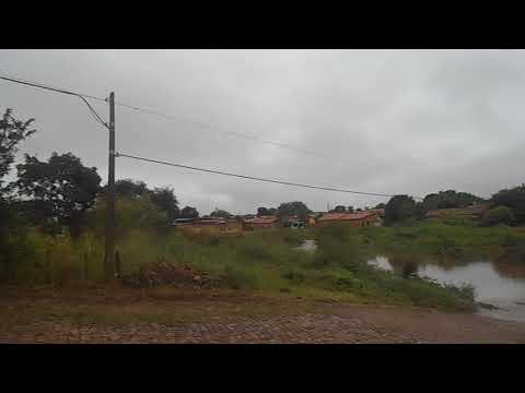 São João da Serra-Pi , Passagem Bairro Santa Rita 05 04 2019