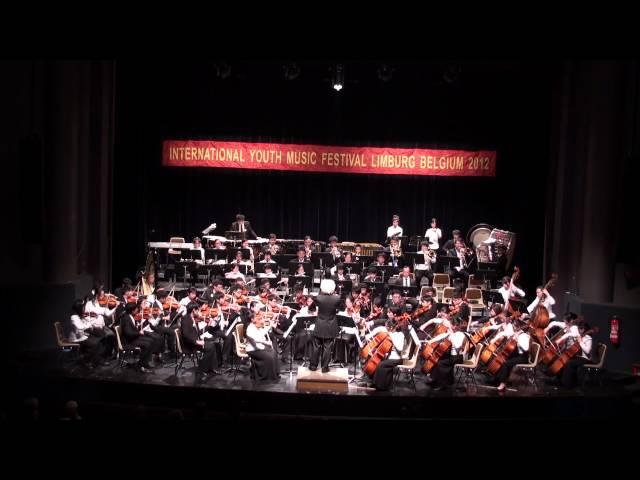【香港青年愛樂樂團】赴比利時參賽樂曲 4.韃靼舞曲 Polovetsian Dances