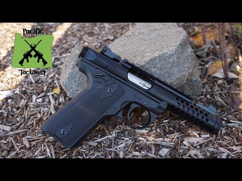 Ruger Mark IV 22/45 Lite: Range Test, Review, and Field Strip/Disassembly