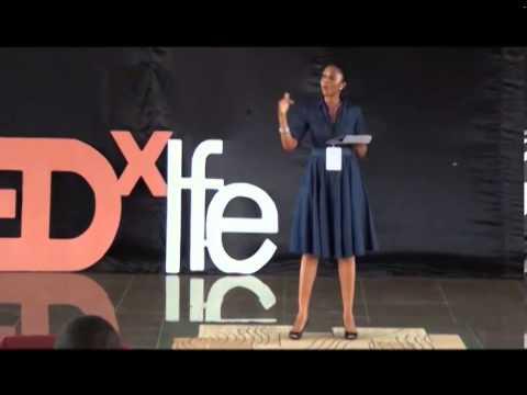Measuring Change: Ore Somolu at TEDxIfe