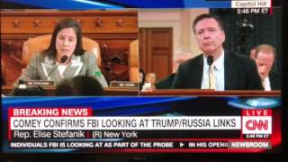 FBI Director James Comey Admits Russia Tried to Hack GOP Too!