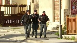 Italy: Salvini deploys police to French border after row over migrants