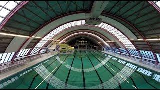 Zwembad oud nieuw