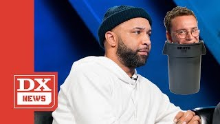 "Joe Budden Dubs Logic ""One Of The Worst Rappers To Ever Grace A Microphone"""