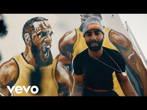 LEBRON JAMES TRIBUTE MUSIC VIDEO: 4Ghosts - lil khara ft. dj khaled, fousey #July15th