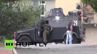 Turquie : la police s'engage dans une impressionnante fusillade à Sultanbeyli