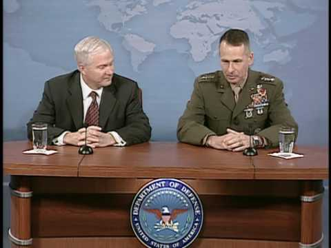 OASD: DOD OPERATIONAL UPDATE BRIEFING WITH SECRETARY GATES A