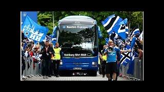 SV Sandhausen hängt Anfahrtsskizzen für HSV-Fans auf