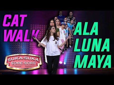 Tutorial CAT WALK ala LUNA MAYA - Suka Suka Sore Sore (14/1) PART 3